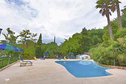 Camping panoramic la roquette sur siagne guide campings - Jardin sauvage st roch l achigan colombes ...