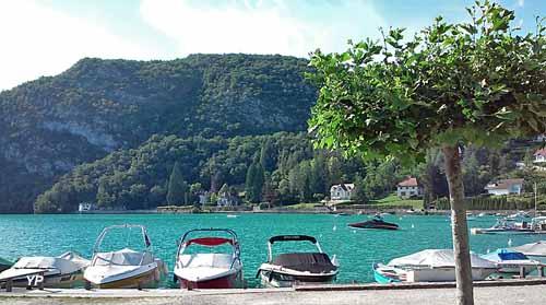 Camping le lanfonnet talloires guide campings - Office tourisme talloires ...