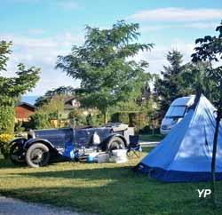 Camping La Renouillere