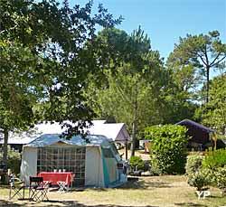 Camping Les Cotes de Saintonge Camping F
