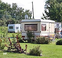 Camping Les Garennes de La Mer