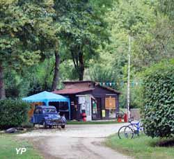 Camping d'Auberoche