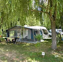 Camping Les Catalpas