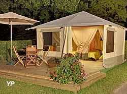 Camping de l'Isle Saint-Jean