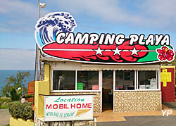 Camping Playa