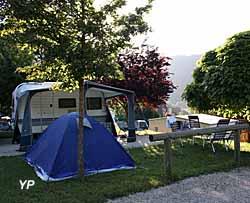 Camping municipal Les Portes du Trieves