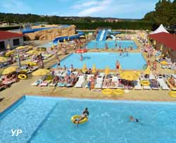 Camping Chateau de Galaure