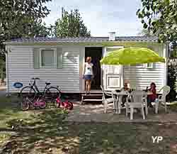Camping le Bois Verdon