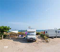 Camping Beach Farret (yelloh! Village)
