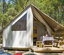 Camping Chateau de Fereyrolles