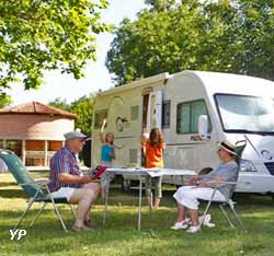 Camping municipal Les Prunettes (doc. Camping municipal Les Prunettes)