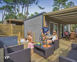 Camping Sunelia Les oyats