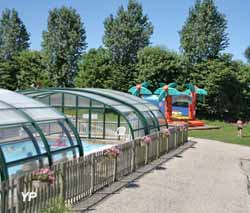 Camping Aiguille Creuse